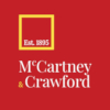 McCartney & Crawford - Radio Cracker Ballymena station sponsor's logo
